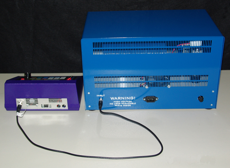 GB4000 Frequency Machine and MOPA Amplifier